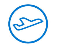 Flight credit icon